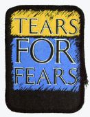 Tears For Fears - 'Logo' Printed Patch